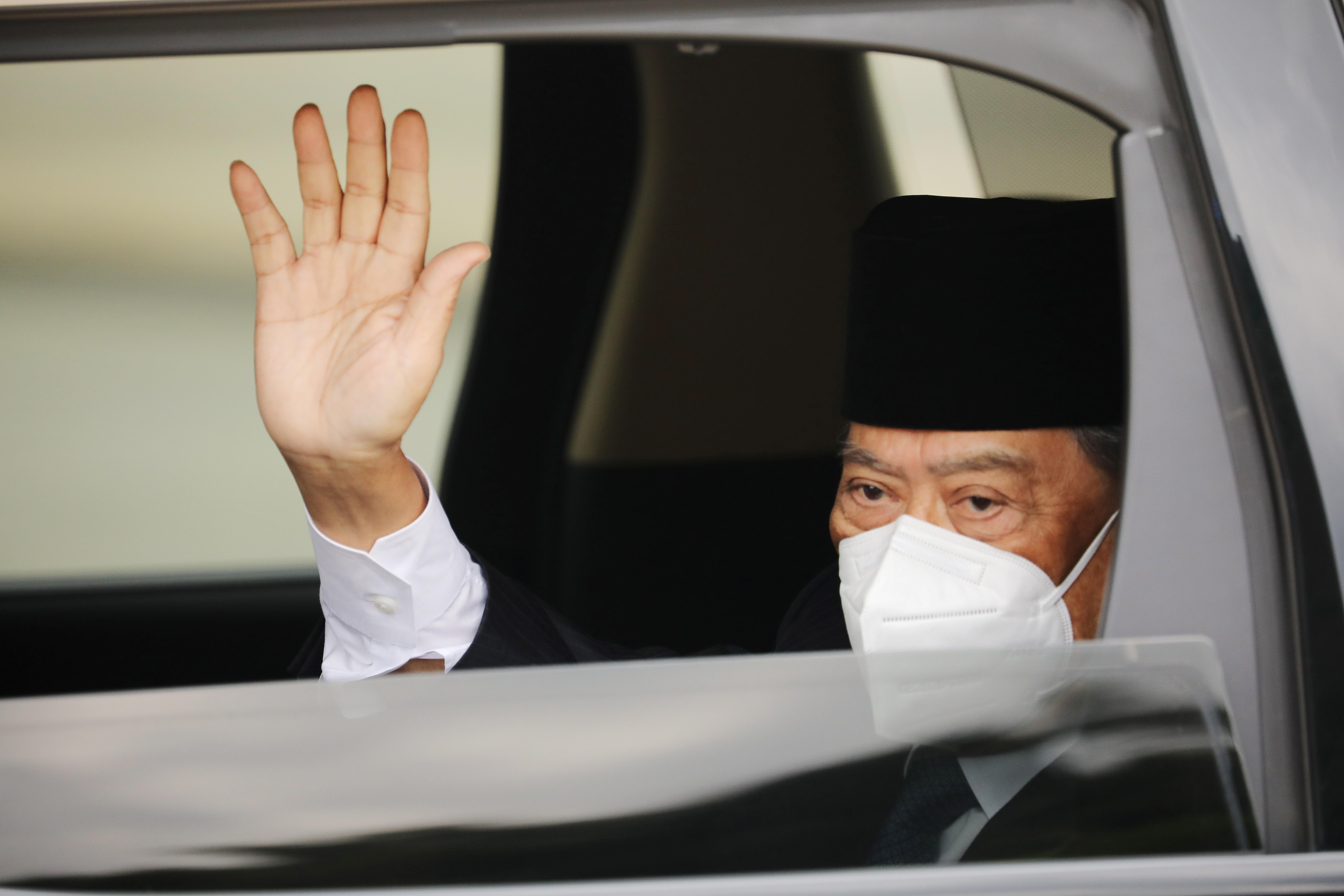 马来西亚总理穆希丁辞职(执政仅18个月)马来西亚执政时间最短的总理