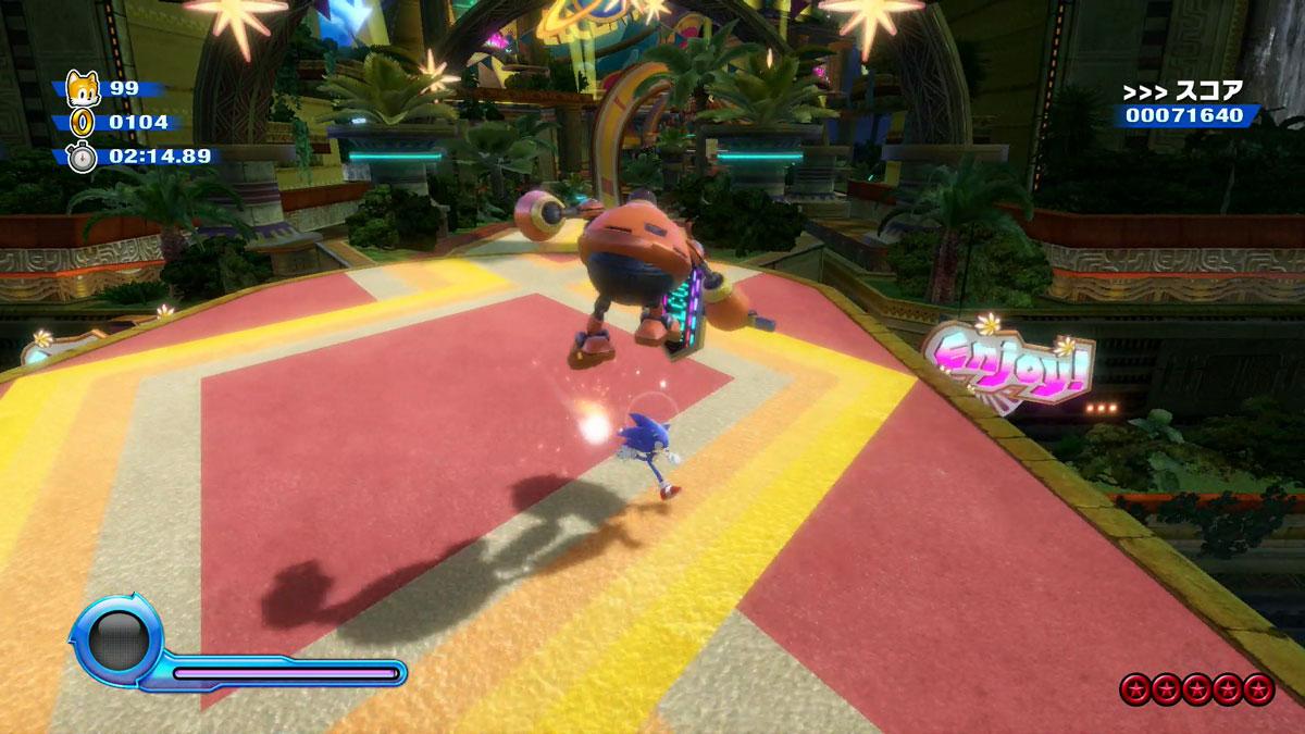 《索尼克 缤纷色彩 究极版》官方公布多个新要素 增强游戏体验
