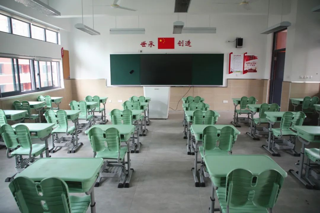 办学规模54个班级,这所公办九年一贯制学校即将开学