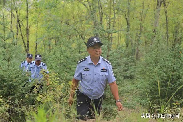 【中国公安报】马剑峰:大山深处的守护者
