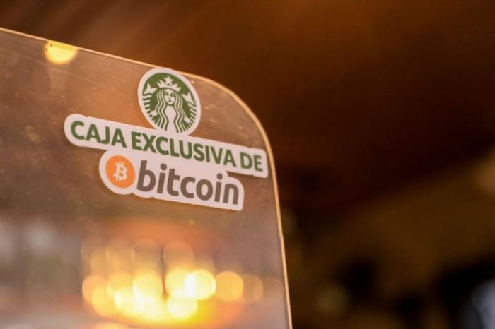 萨尔瓦多宣布BTC作为法币 星巴克开放比特币支付方式