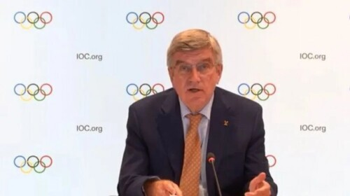 巴赫:北京冬奥会与东京奥运会防疫原则相同