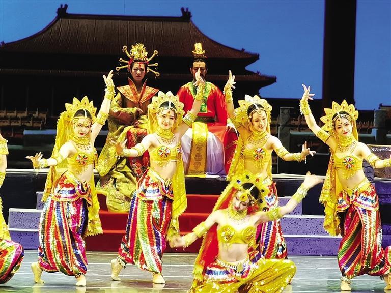 第五届丝绸之路(敦煌)国际文化博览会第十届敦煌行·丝绸之路国际旅游节9月24日开幕