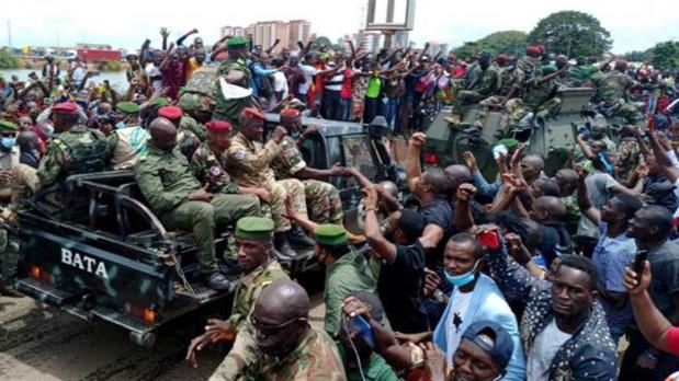 非洲联盟暂停几内亚成员国资格 孔戴总统据称状况良好