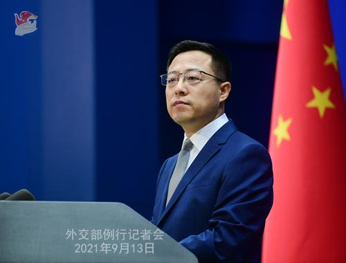 外交部回应台湾驻美机构或更名