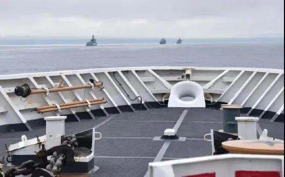 美宣称中国军舰进入美专属经济区,专家:可能是常规远洋训练,没有任何进攻性意味