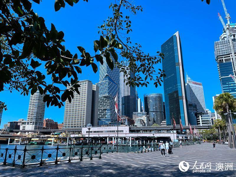 """澳大利亚悉尼最新一轮""""封城""""已持续80天"""