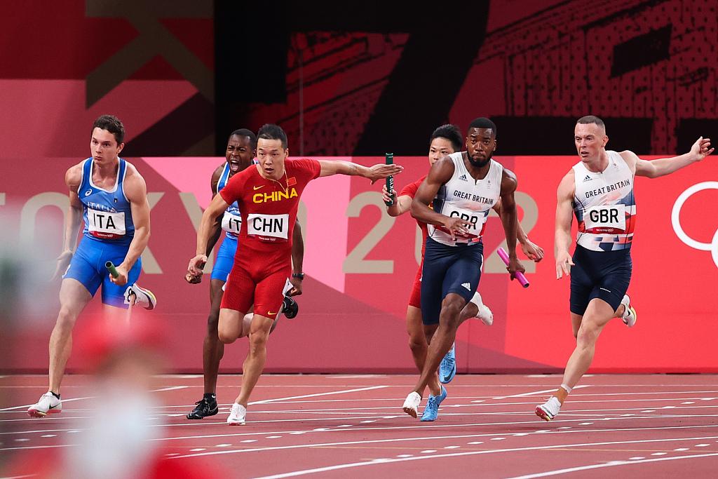 东京奥运兴奋剂检测已发现6起兴奋剂违规事件,中国接力队有望替补铜牌