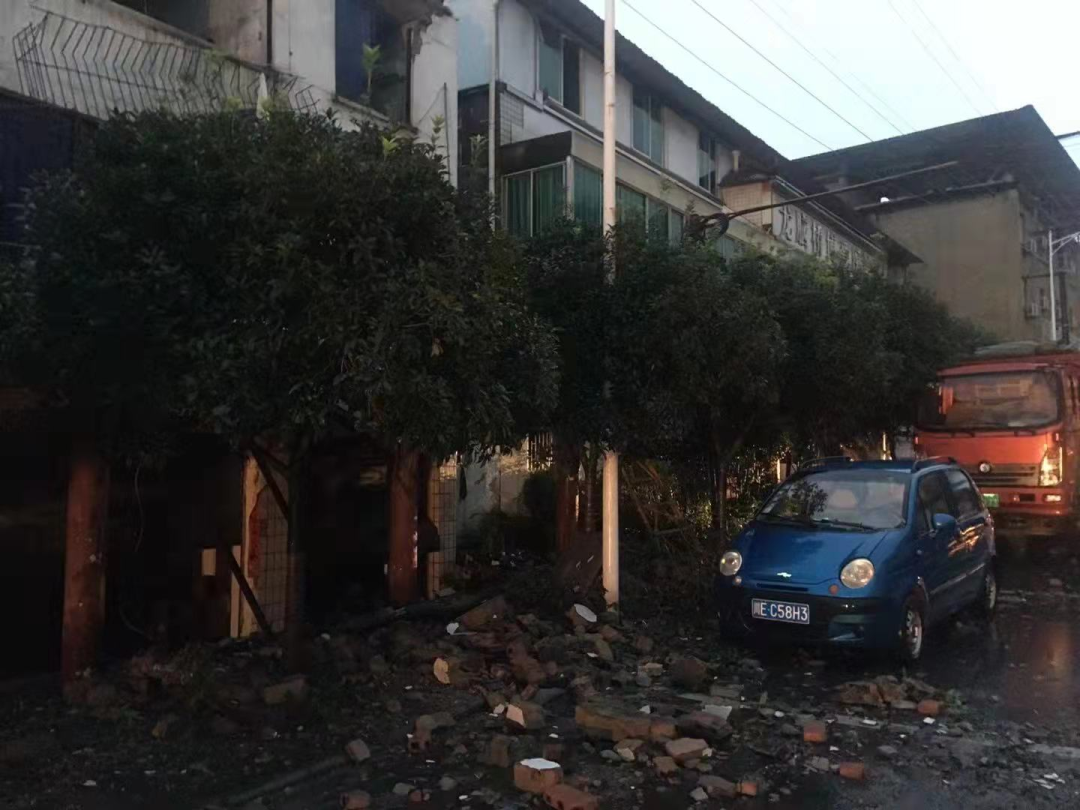最新消息汇总!泸县6.0级地震已致2人死亡60人受伤
