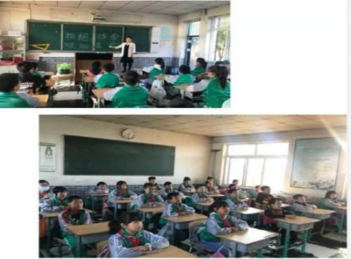 提升素养 健康生活!昌图县十八家子镇中心小学开展禁烟控烟知识宣传教育活动