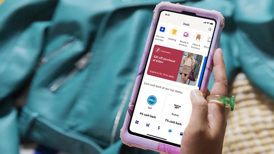 PayPal更新其移动版应用程序 是其成为银行的第一步