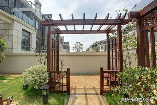 非常齐全的庭院防腐木的保养方法
