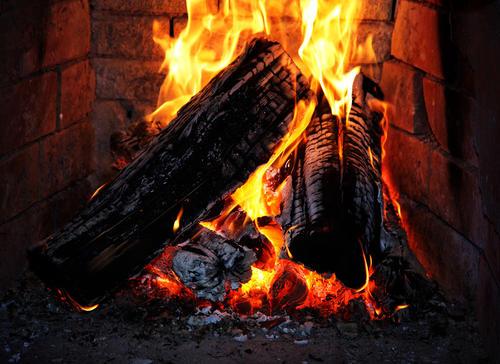木头燃烧后只剩下很少的灰,其余的物质哪去了?