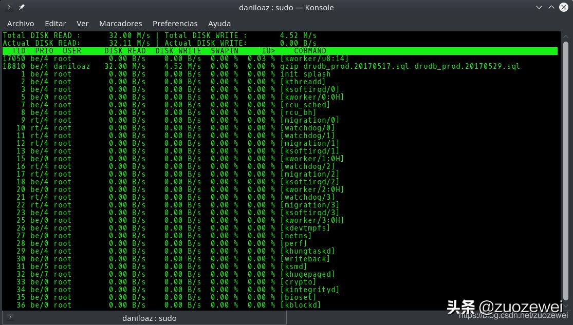 性能基础之理解Linux系统平均负载和CPU使用率