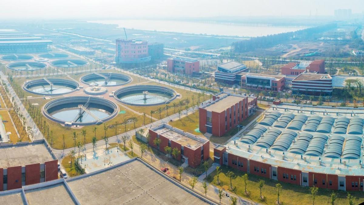 武汉市排水公司与中南电力设计院签订北湖污水处理厂光伏发电项目