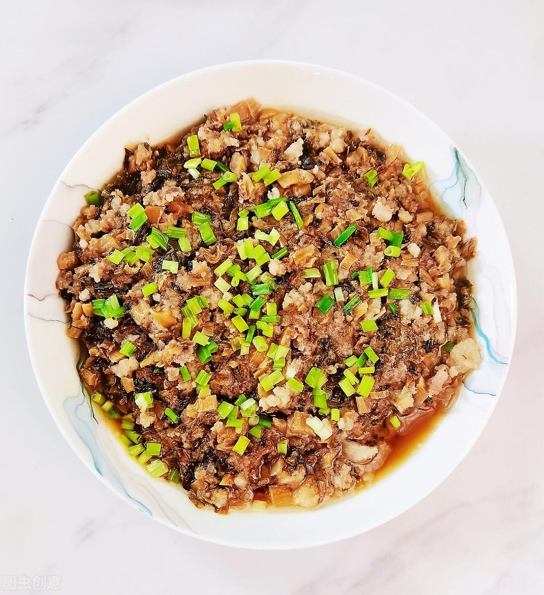 广东人爱吃的肉饼,这6款赶紧学起来,软嫩可口,老少咸宜 美食做法 第2张