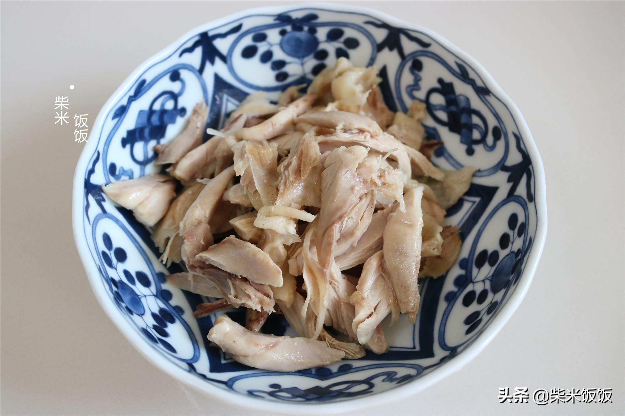 雞腿不紅燒不油炸,換一種做法,蒸一蒸,清淡好吃不油膩