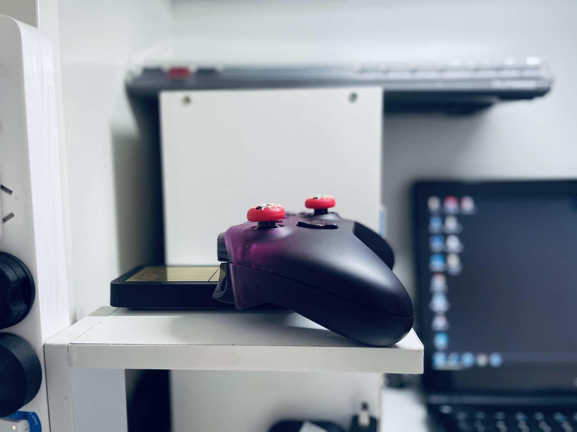 游戏手柄变无线,无线充电桌面进化,用了回不去