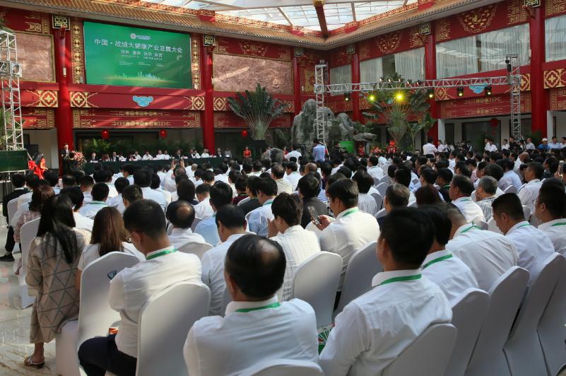 第二届中国•故城大健康产业发展大会即将盛大启幕