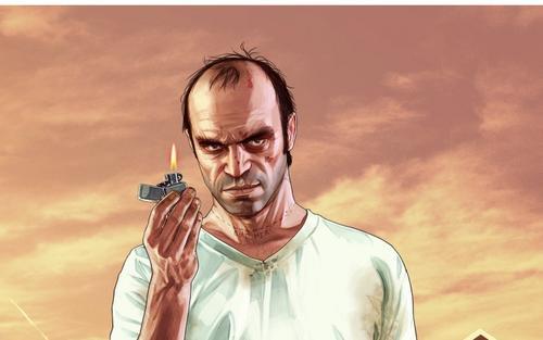 "GTA5上线8年通关人数不到1/4,""三个臭皮匠""的故事真难"