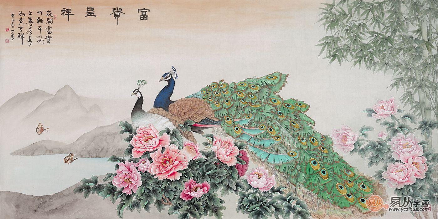 """""""工笔重彩""""王一容,以传统笔墨弘扬国画魅力"""