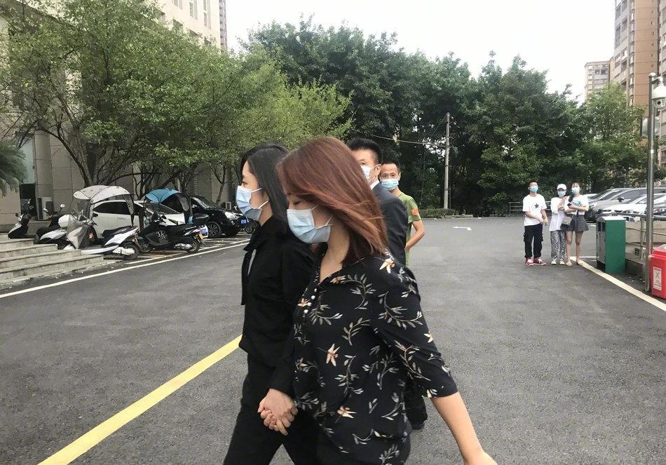 律师张起淮谈谭松韵妈妈被撞案:案件有争议,肇事方毫无悔过