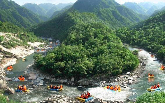 河南省一个县,人口超70万,名字起得非常谦虚!