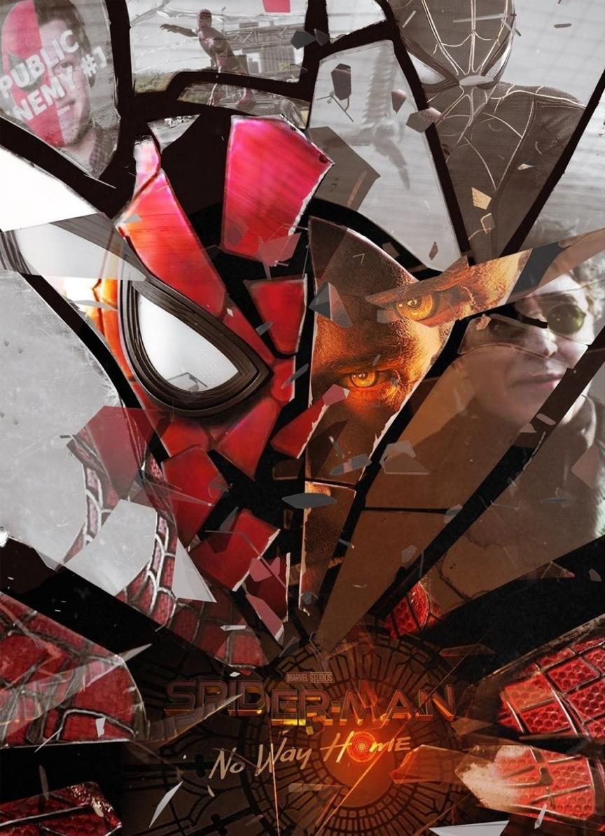 漫威多元宇宙,三代蜘蛛侠有望同框?且看《蜘蛛侠:英雄无归》
