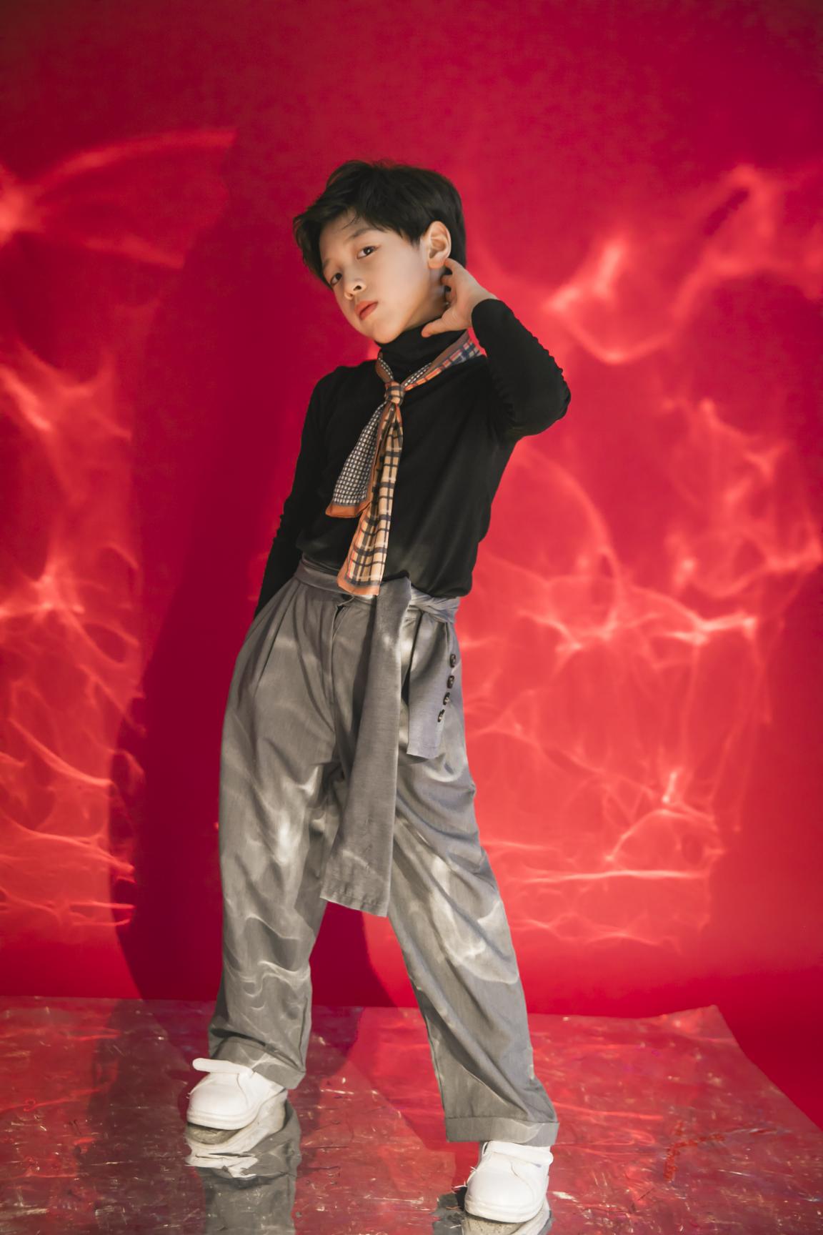 2020星主角少儿模特影视大赛全球形象推广大使张铭轩