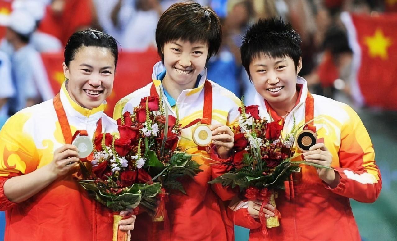 唯一一位女乒世界杯冠军外协选手,曾连斩国乒名将,后泯然众人