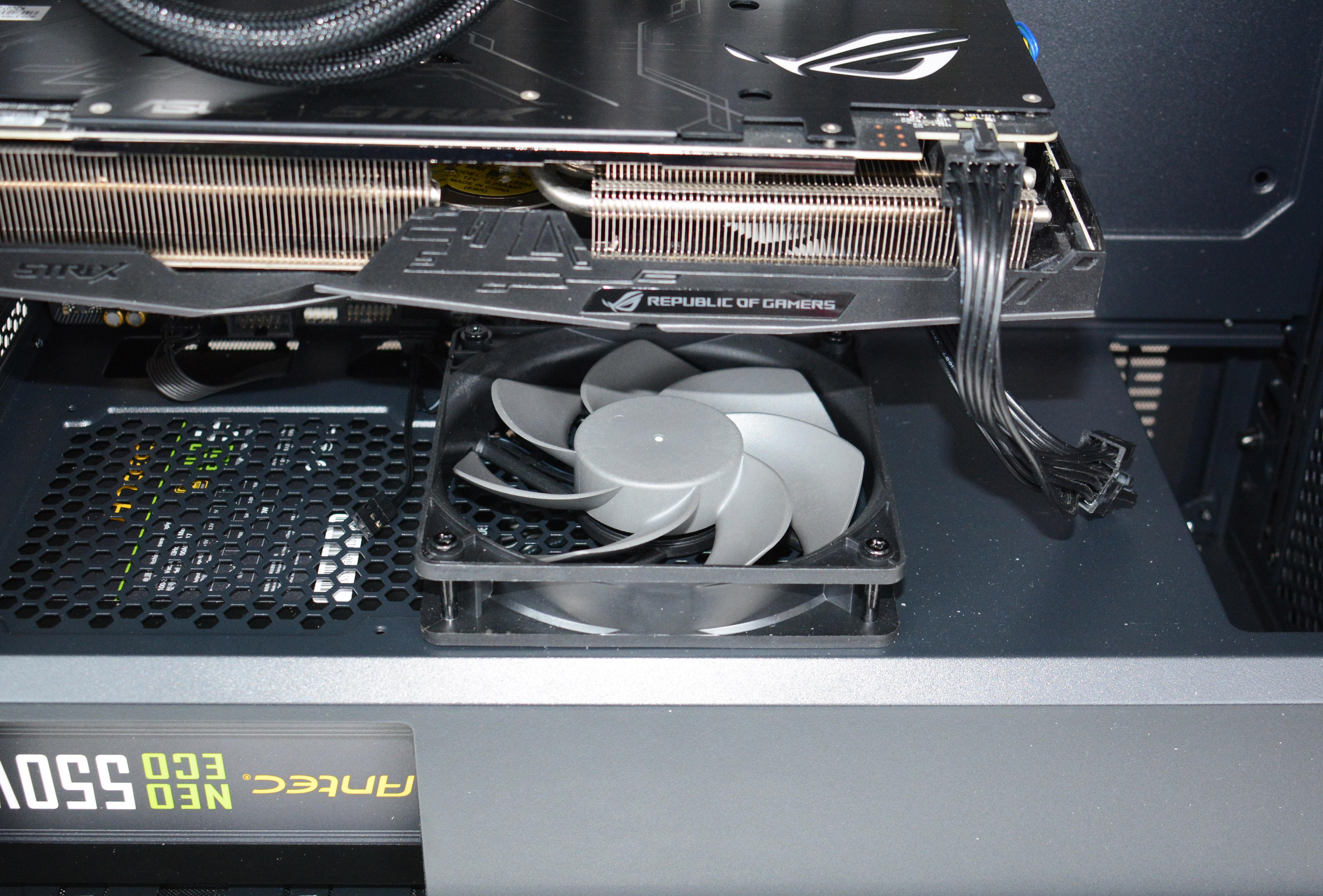 ARGB风扇已成标配,安钛克DP502 FLUX机箱 体验