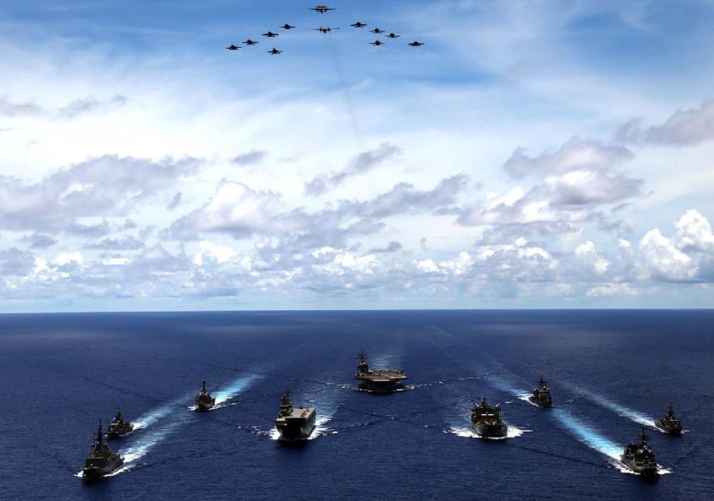 """加澳甘做炮灰,充当""""八国联军""""先锋闯南海,我国防部已有言在先"""