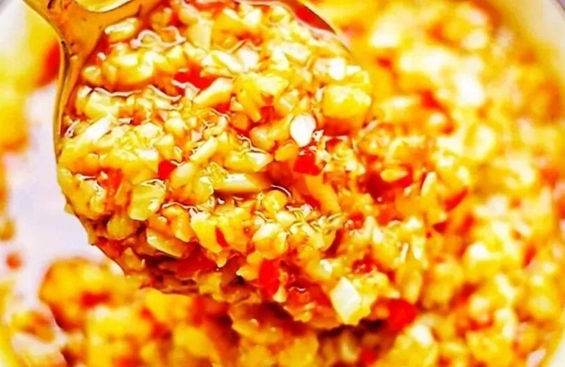 今天教大家各种酱的做法,超级好吃的拌饭酱 美食做法 第5张