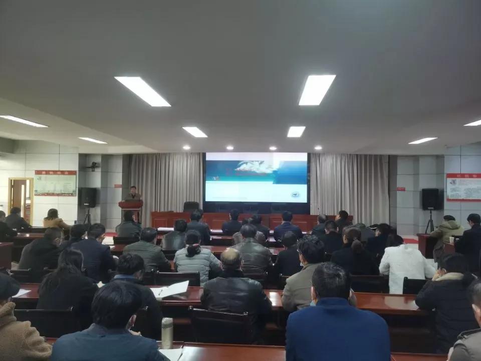 """江苏滨海县卫健委开展""""处方管理办法""""业务知识培训"""