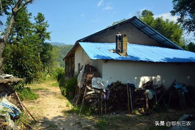 農村喜歡使用彩鋼瓦蓋房子,確實危險,有圖有真相,必須引起注意