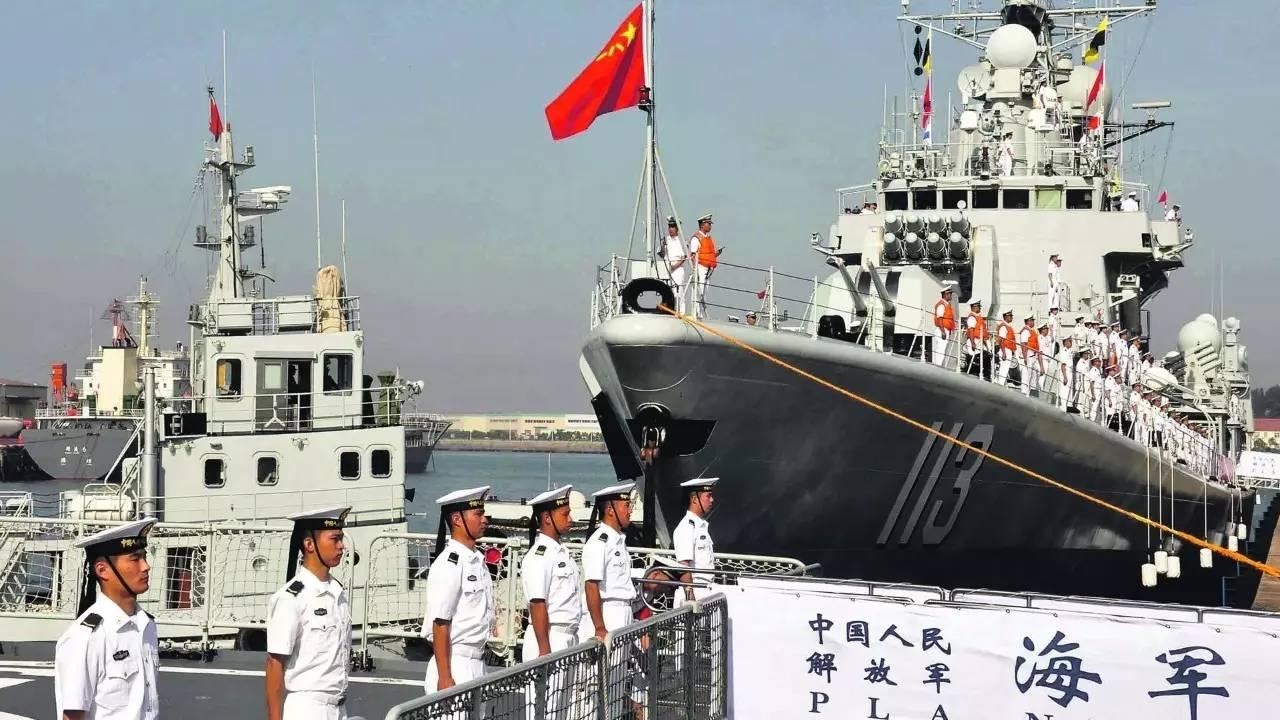 中国军费首次突破2000亿美元大关,印度酸了:是我们三倍之多