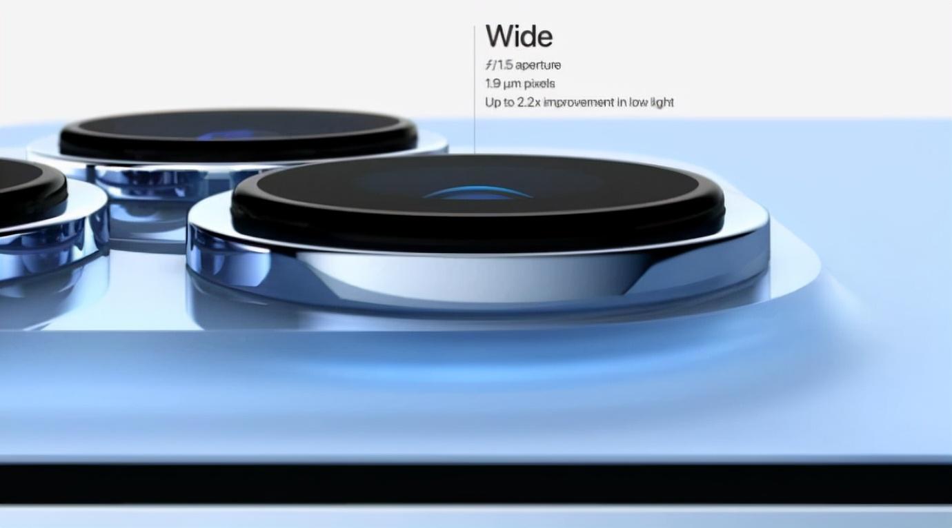 极客新鲜事:iPhone 13ProMax对比华为P50Pro,谁略胜一筹?