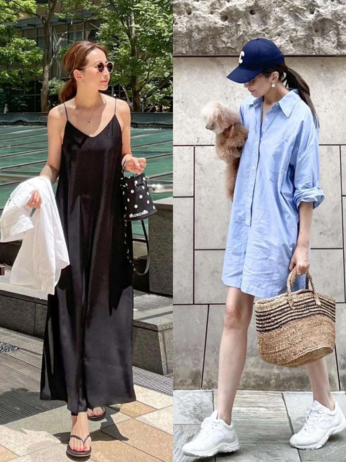 適合40歲女人的「氣質穿搭」,優雅又高級,日本主婦的搭配真絕