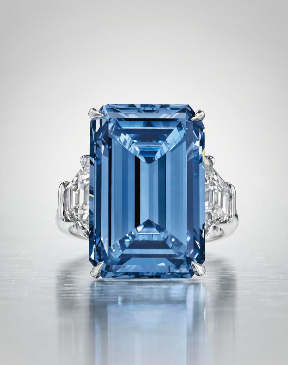 一克拉三千万元,什么宝石这么贵?
