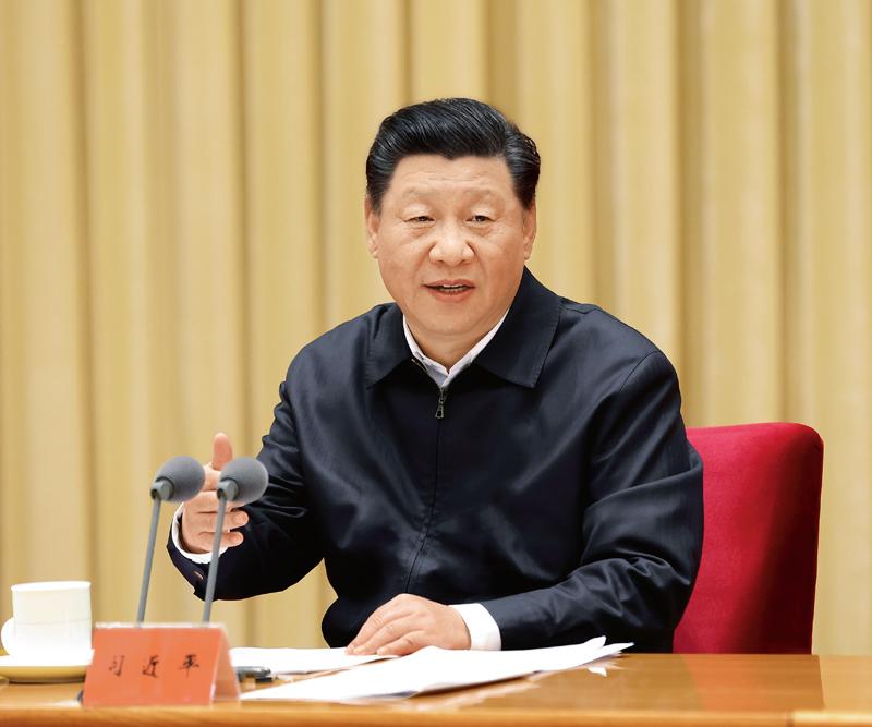 习近平:坚定不移地走中国特色社会主义法治道路,为全面建设社会主义现代化国家提供强有力的法律保障