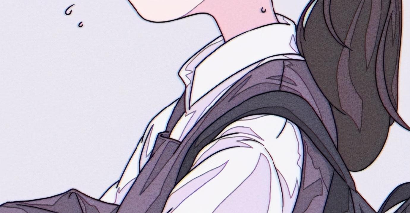 喜歡JK的朋友,建議收藏這位畫師的作品,他在衣領繪制上有一套