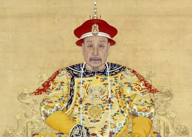 乾隆皇帝的特殊嗜好,喜欢开年会还送名贵礼物