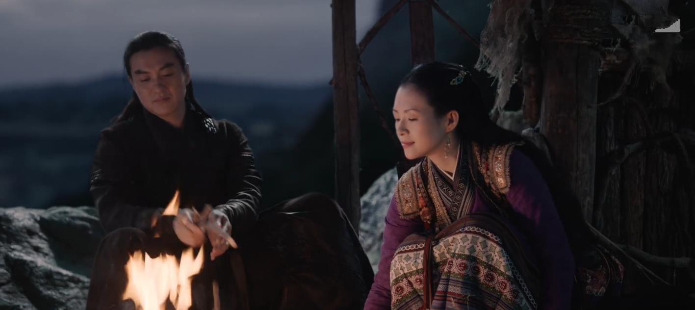 """《上阳赋》原著:王儇与萧綦缠绵终""""圆房"""",小说比剧情更精彩"""