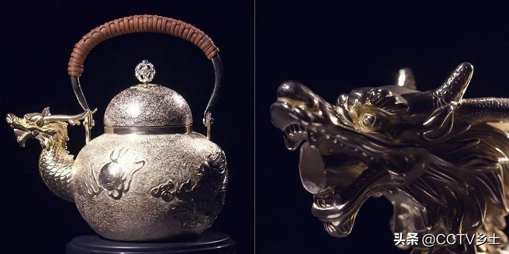 【手艺中国・银壶】千锤万打,一把壶一种人生