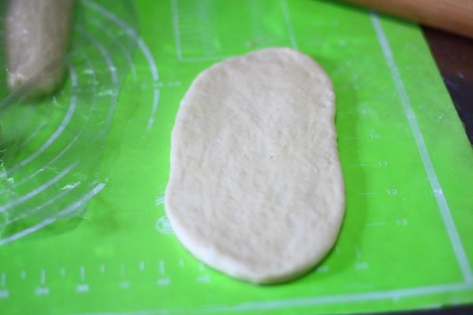 无需黄油即可轻松制作老式面包,柔软又拉丝,健康美味无添加! 美食做法 第8张