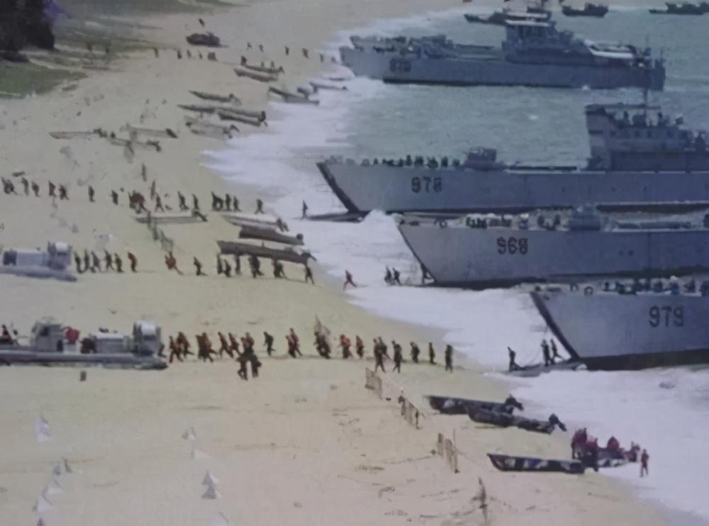 96年台海軍演,少將劉連昆泄密,李登輝:大陸打的是空包彈