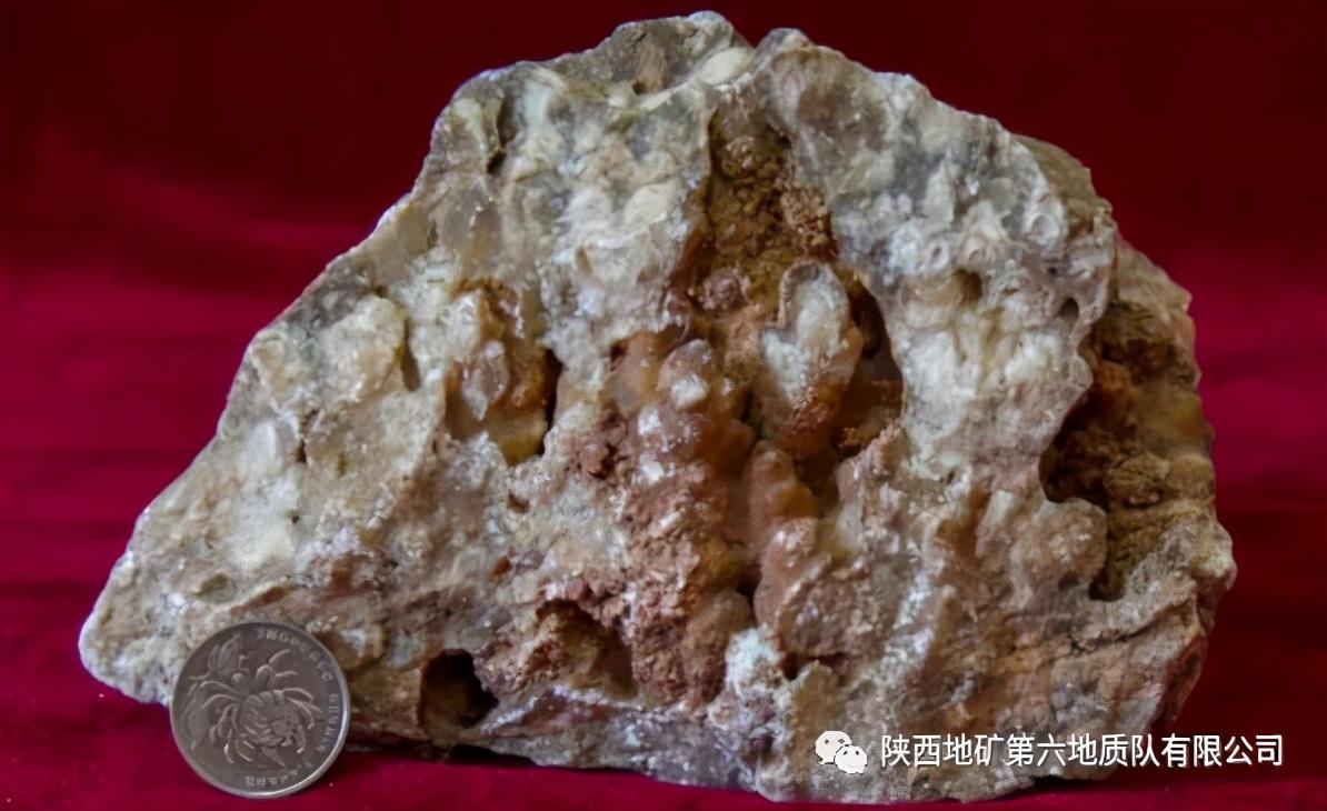 陕西省主要观赏石及其产地,文藻石菊花石贺兰石,你能说上几个?