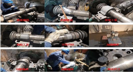 驱动轴腐蚀磨损怎么办?NPT109钢制修补剂为您解除后顾之忧