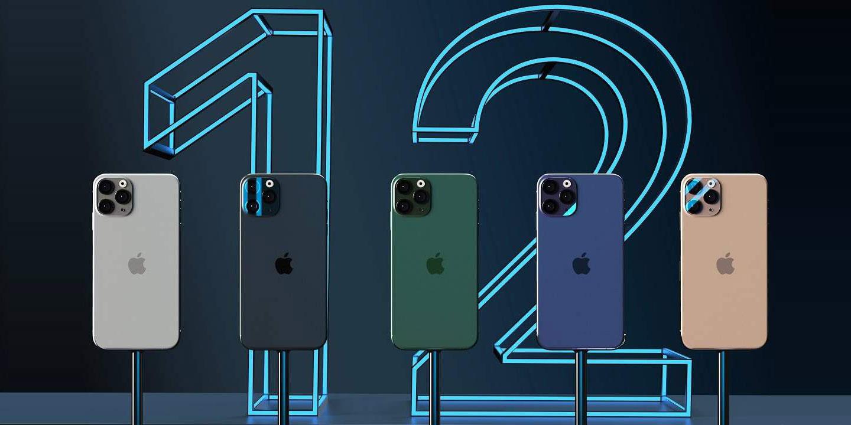 iPhone 12发布会倒计时!最强前瞻看这篇就够了