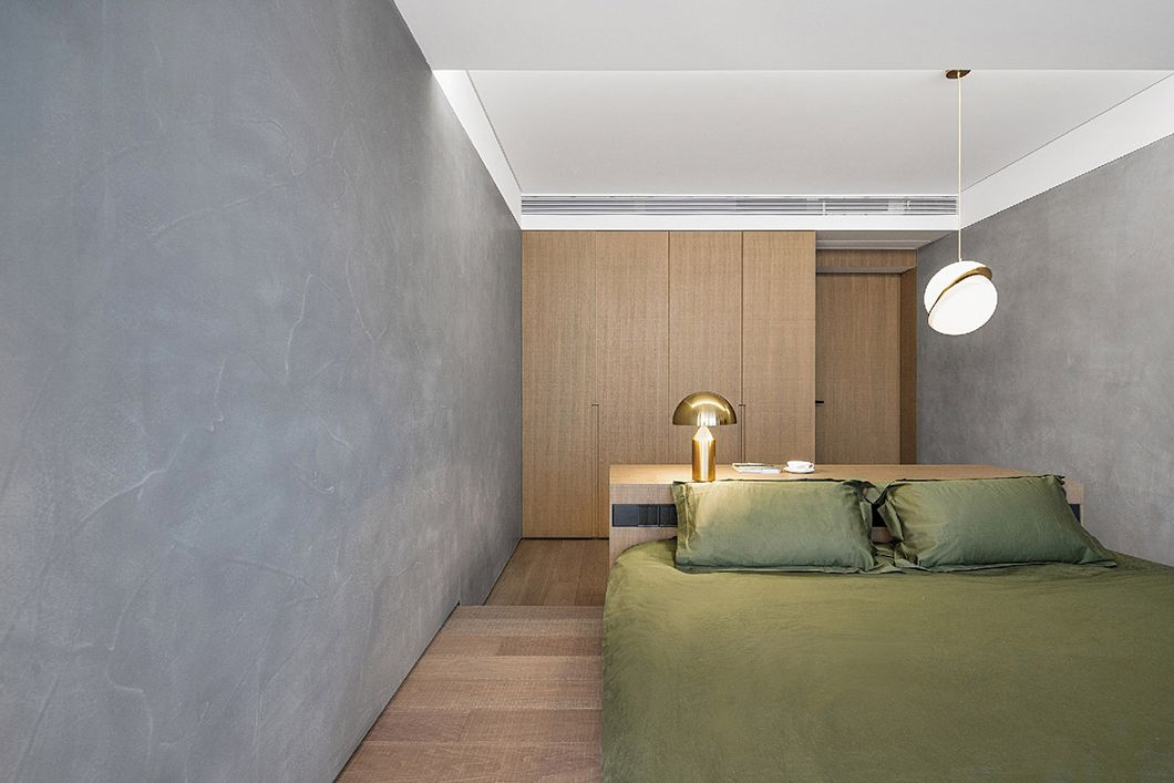 YDD·设计 180㎡极简大平层,一个人住